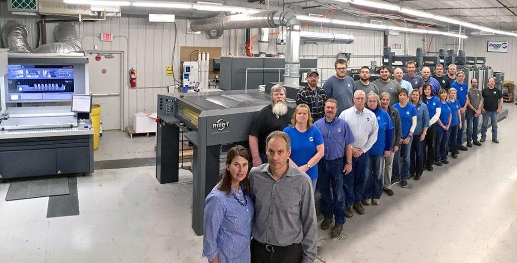 range printing