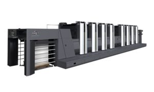 8-Up Offset Presses