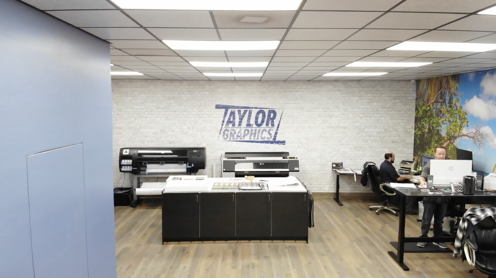 taylor logo office